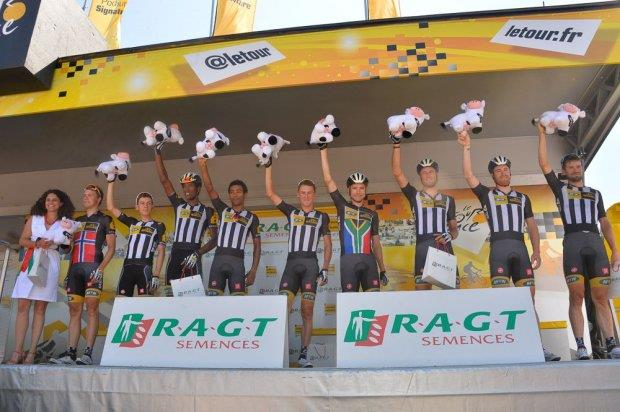 Dream Tour de France for MTN-Qhubeka   George Herald