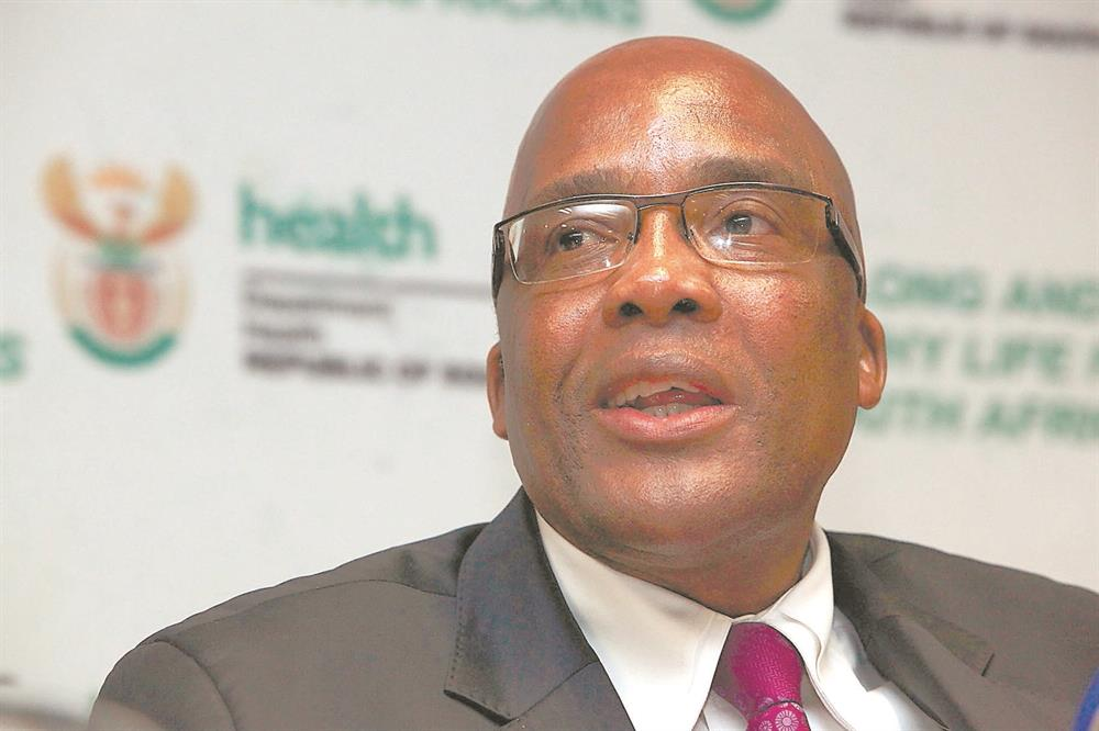 health minister of south africa