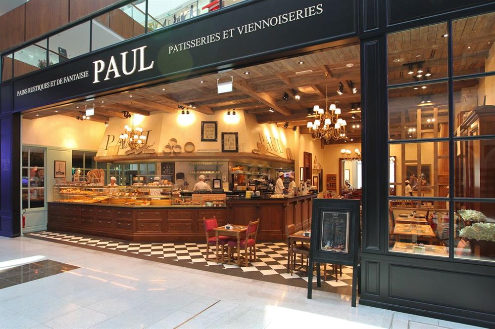 France s classic bakery cafe group paul to open in sa for Classic house bakery