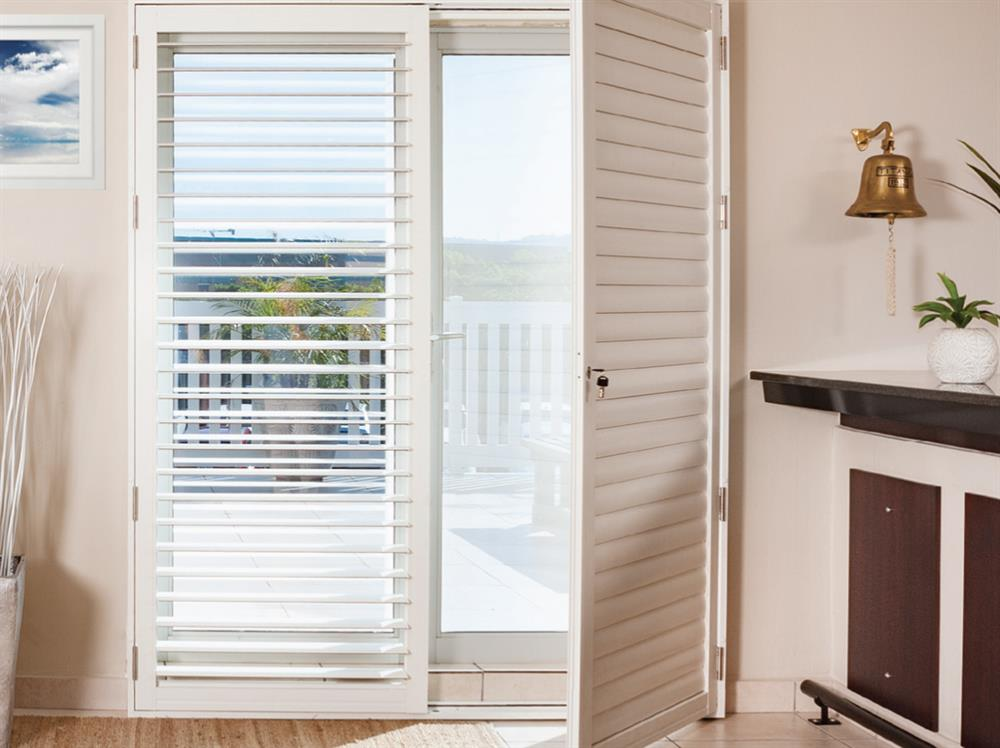 The recently-launched Trellidor Security Shutter is an aluminium louvre-style shutter with purpose-designed strengthening features that lift it into the ... & New shutters bridge gap between attractive design u0026 functional ...