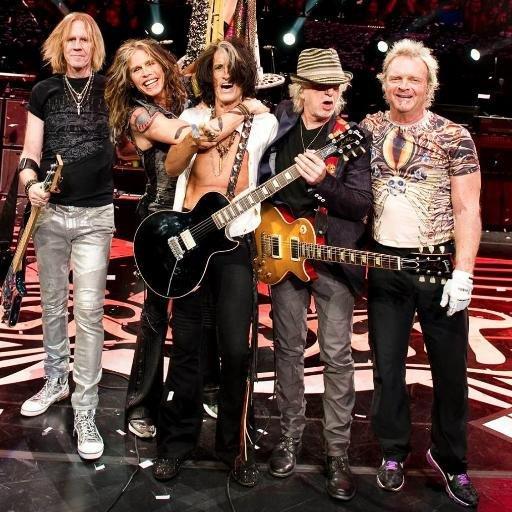 Aerosmith Israel Tour