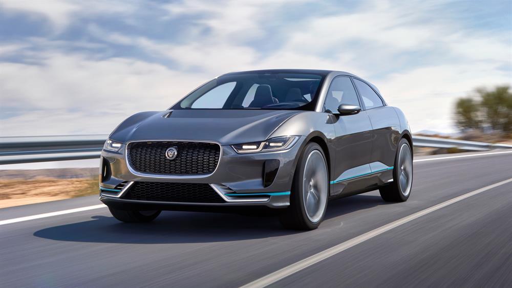 Jaguar I Pace Electric Car Revealed Mossel Bay Advertiser