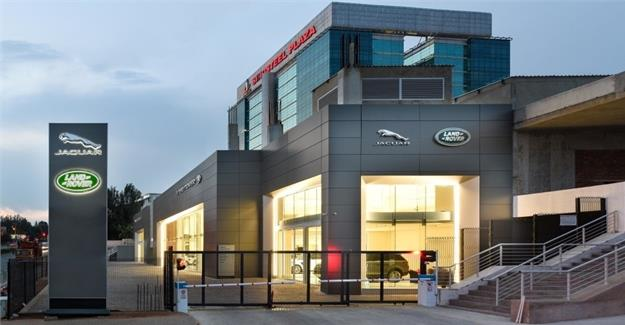 sa's largest jaguar land rover dealer opens in sandton | knysna