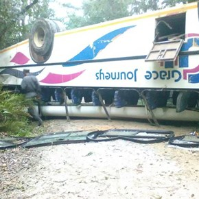 News - bus accident | Knysna-Plett Herald