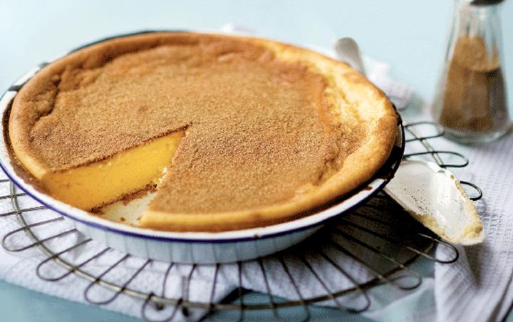 Celebrate National Milk Tart Day George Herald