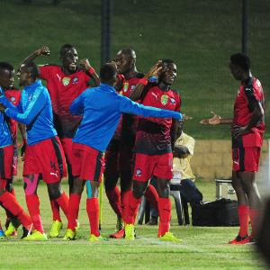 Cosmos stun Wits to advance  8618b0ee3a