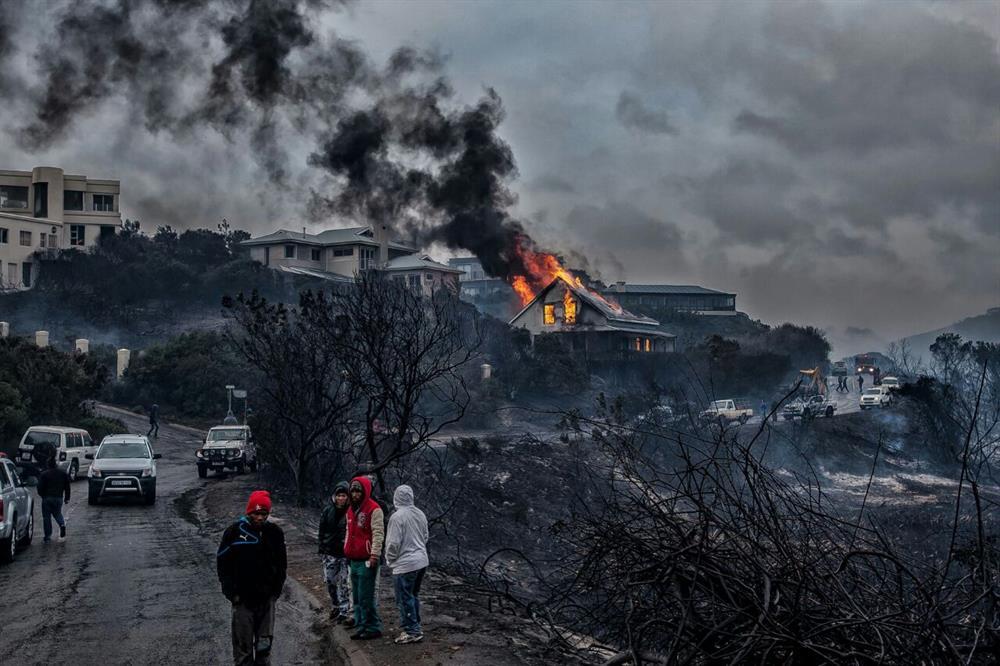 Knysna Fire Map.Update On Plett Fire Situation Knysna Plett Herald