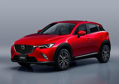 Mazda Cx 3 Introduces More New Technology Suid Kaap Forum