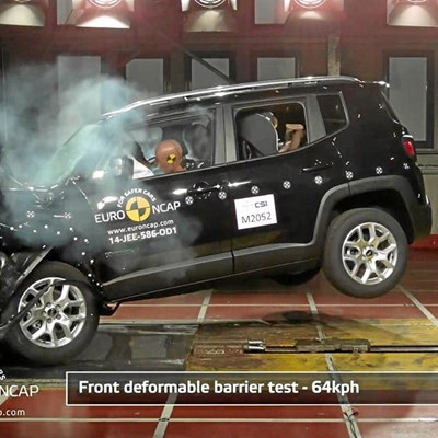 jeep renegade gets safety rating mossel bay advertiser. Black Bedroom Furniture Sets. Home Design Ideas