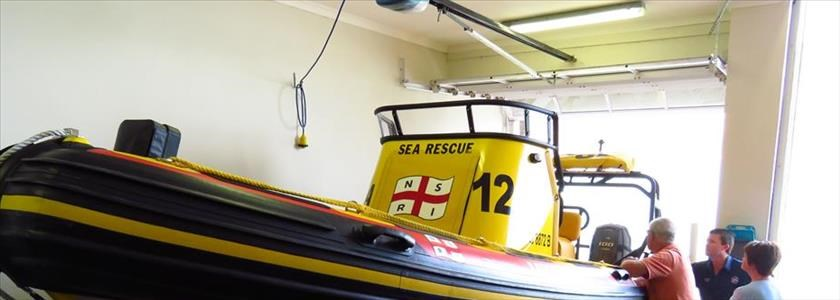 Knysna NSRI: Saving lives for 50 years