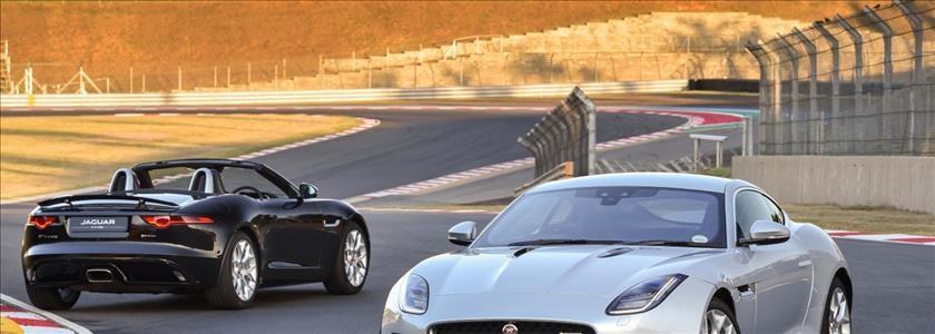 Jaguar F-type arrives