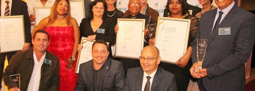 Acsa George rewards service excellence