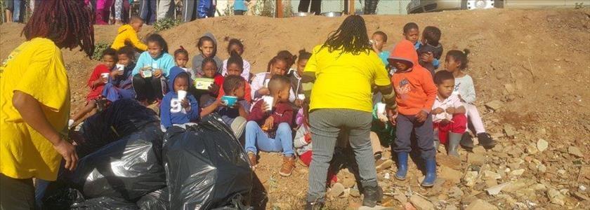Mandeladag op Riversdal